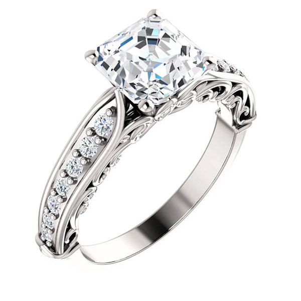 Diamontrigue Customizable Bridal