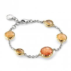 ti-sento-five-stone-orange-zirconia-chain-link-sterling-silver-bracelet-p2342-1154_thumb