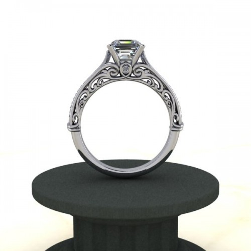 122085 Diamontrigue Jewelry: Stuller Engagement Collection Gallery