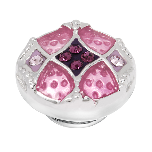 Gel1107 Diamontrigue Jewelry: Orchid Trellis NEW - Diamontrigue Jewelry