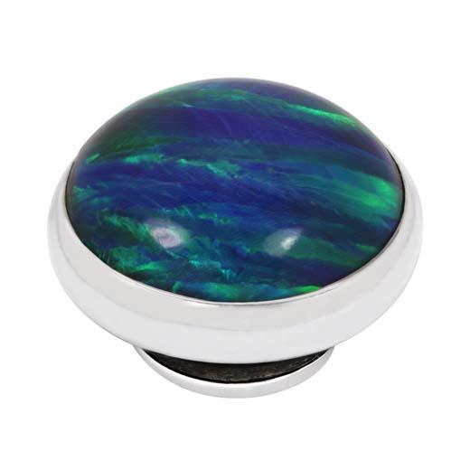 Pop Perfect Ring Diamontrigue Jewelry: Deep Waters - Diamontrigue Jewelry
