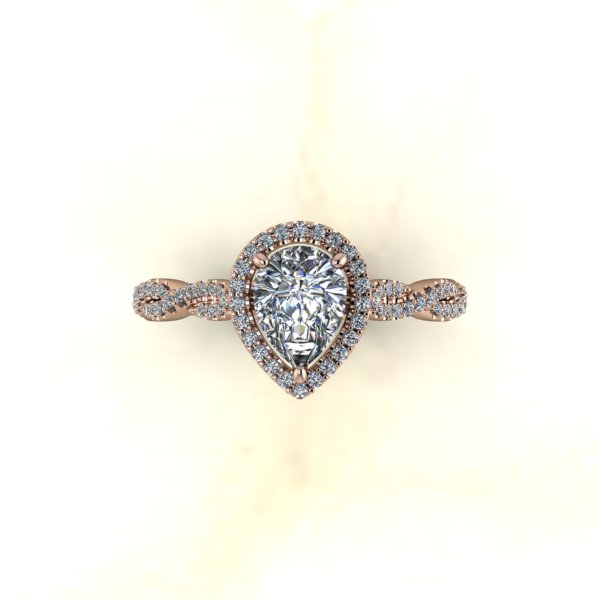 Mallory Diamontrigue Jewelry