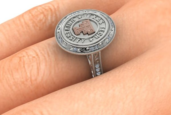 Texas Tech Integrity Ring